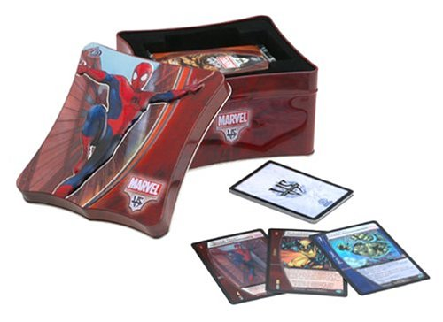 Marvel vs System 2004 Collector's Tin