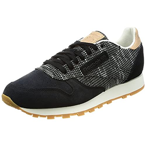 Reebok Cl Leather Ebk, Chaussures de Fitness Homme, Beige