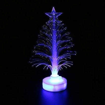 Bubble Princess Merry Led Color Changing Mini Christmas Xmas Tree