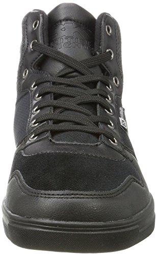 Hautes Noir Black 02 Dk Ranger Homme Grey Knights Black Baskets British wpqtxz