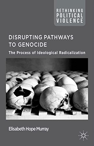 Download Disrupting Pathways to Genocide: The Process of Ideological Radicalization (Rethinking Political Violence) Pdf