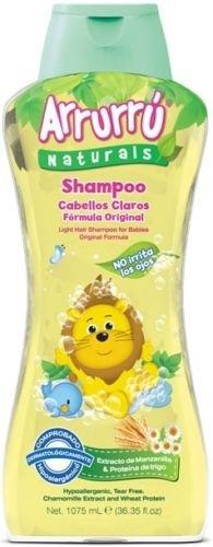 Arrurru Baby Shampoo Cabellos Claros 35.8 Fl oz.