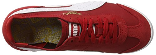 Barbados Puma Cherry 03 Roma Cherry Mixte Basses Nylon Sneakers Adulte OG Barbados 03 Rouge r8Pq6Cwxr