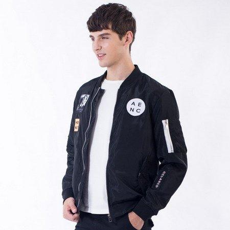 Amazon.com: 2017 New Men Bomber Jacket Hip Hop Casual Patch ...