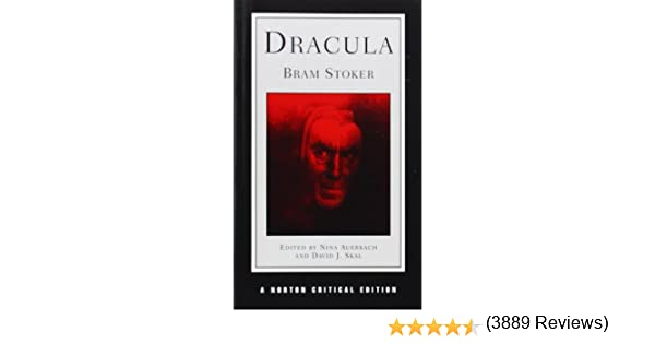 By bram stoker dracula norton critical editions 1st amazon by bram stoker dracula norton critical editions 1st amazon books fandeluxe Gallery