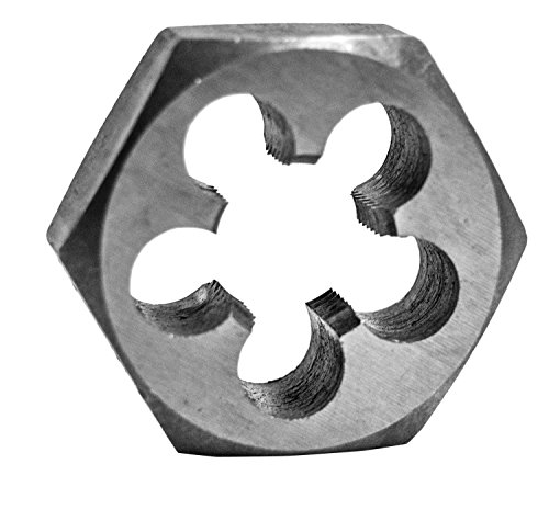Century Drill and Tool 96209 Coarse Hexagon Die, 1/2 - 13