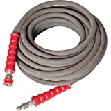 NorthStar Hot Water Nonmarking Pressure Washer Hose - 6000 PSI, 50ft. x 3/8in., Model# 989401984