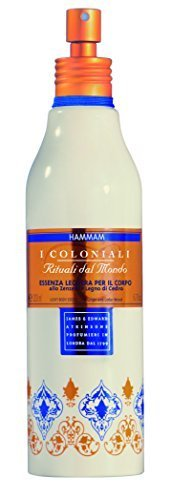 I Coloniali Light Body Essence, Ginger and Cedar Wood, 6.7 Fluid Ounce by I - Colonial Stores Mall