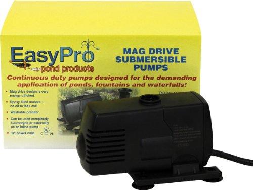 200 GPH Submersible Fountain Pump with Auto Shutoff