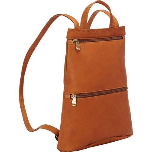 le-donne-leather-womens-tanya-slim-pack-tan-medium