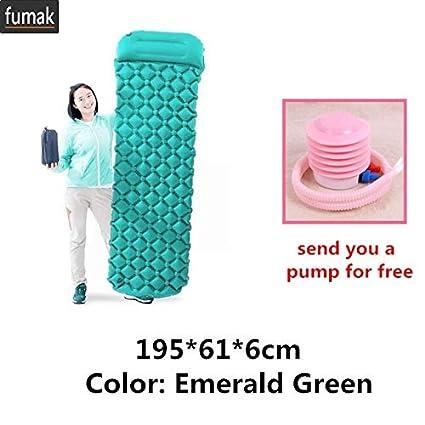Amazon.com: Fumak - Manta de pícnic, colchoneta hinchable ...