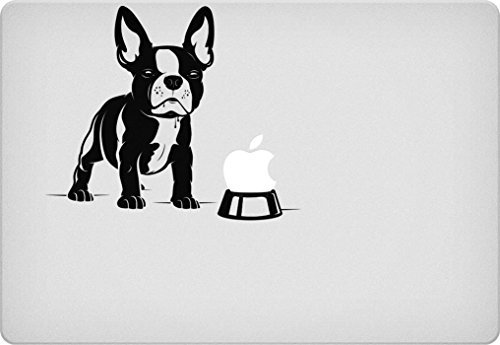 french bulldog decal for mac - 2