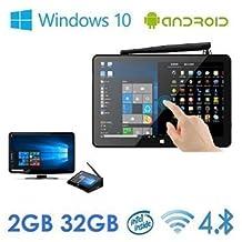 PIPO X9 Tablet Smart Mini PC TV Box, Dual Windows & Android System, 2G/32G, Intel Atom Quad Core Z3736F, 8.9 Inch Multi Touch PLS Screen, WIFI & Bluetooth