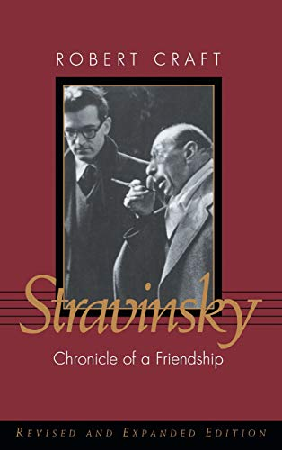 (Stravinsky: Chronicle of a Friendship)