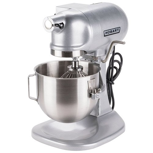 Hobart N50-60 Heavy-Duty Countertop 5 Quart, 3 Speed Commercial Mixer by Hobart