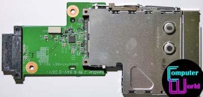 - HP DV9000 PCMCIA BOARD DA0AT9TH8E7