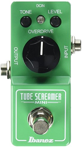 (Ibanez Tube Screamer Mini)