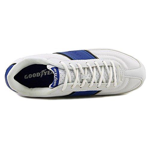 Indice Delle Scarpe Da Guida Indice Prestazioni Goodyear Nuovo Bianco / Blu Sz 12 M