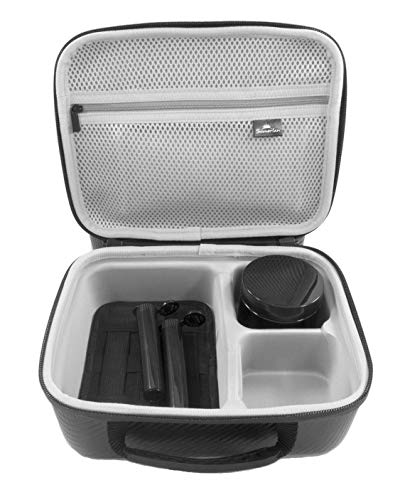 Somerlan Smell Proof Case - Stash Box includes Airtight Stash Jar, Pre-roll Tubes and Odor Absorber Bag - Lockable Stash Container for Storing Herb Grinder and Accessories