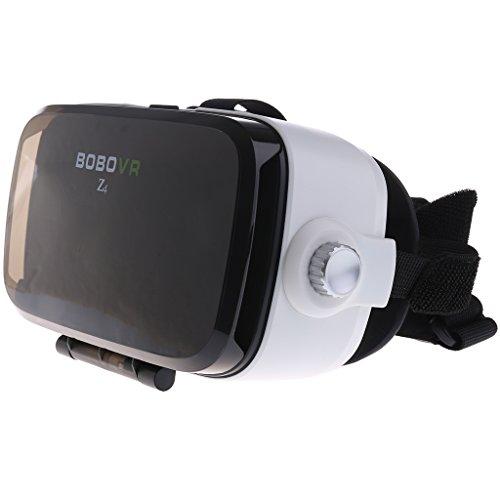 Julianne VR BOX BOBOVR Z4 mini VR Glasses Virtual Reality goggles 3D glasses google Cardboard 2.0 bobo vr headset For 4.3-6.0 smartphone