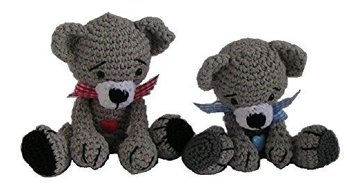 Luise Crochet Set Amigurumi 2 by ThePatternFactory