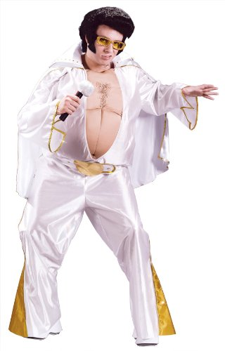 [Shake Rattle & Roll] (Elvis Costumes Cape)