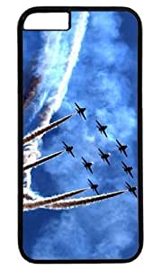 Army Air Parade Thanksgiving Easter PC Black Case for Masterpiece Limited Design iphone 6 by Cases & Mousepads