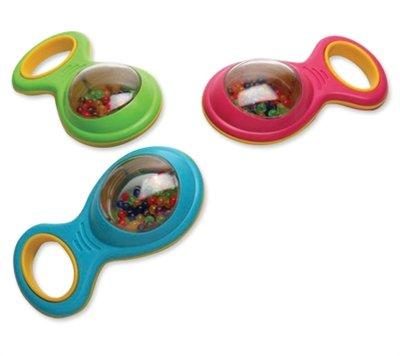 Edushape HL3678-24 Baby Shakers - Display 24 Pc