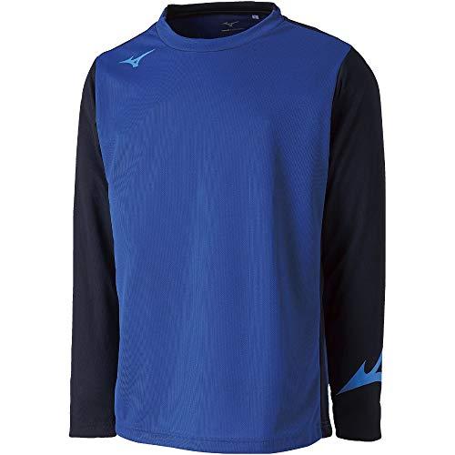 絶縁するスクレーパー遺産[Mizuno] サッカーウェア フィールドシャツ長袖 P2MA8505