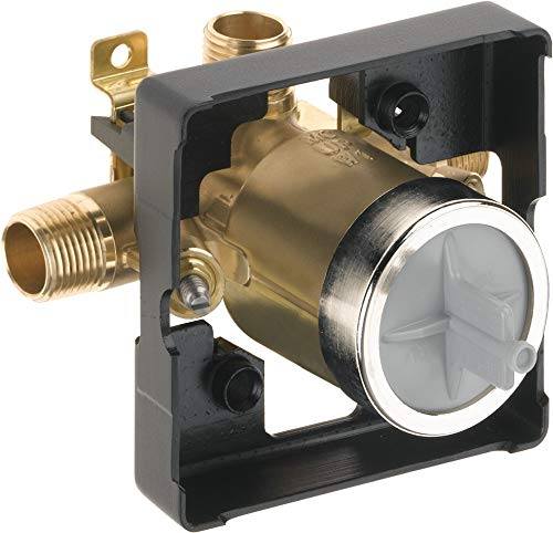 (Delta R10000-UNWSHF MultiChoice Universal High-Flow Shower Rough - Universal Inlets / Outlets (For use with shower only models) (Renewed))