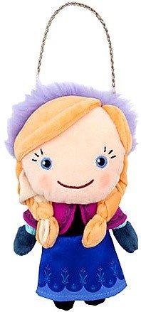 Disney Frozen Exclusive Plush Purse Anna by Disney