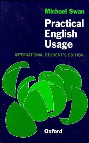 Pdf download practical english usage, 4th edition: paperback: michael….