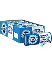 Excel Chewy Mints Peppermint, 27g x 10 Count