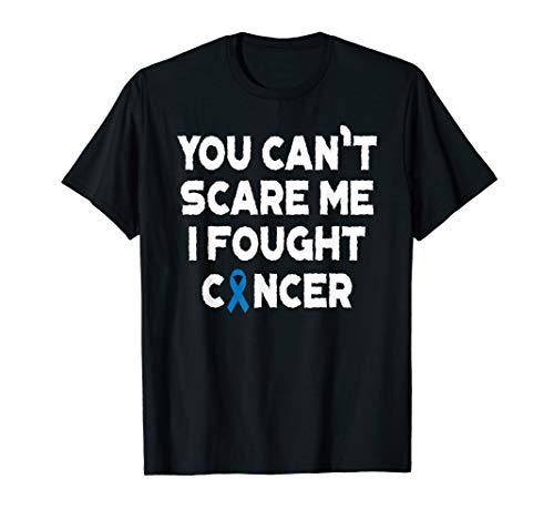 Funny I Fought Cancer - Awareness Shirt For Cancer Survivor T-Shirt