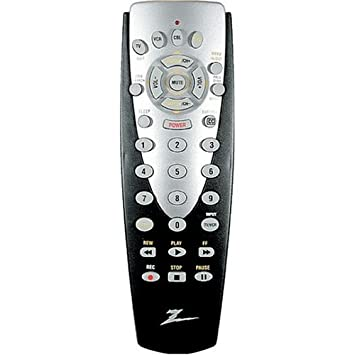 Universal Remote 4 Dispositivo zn411 Tv Zenith descontinuado