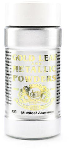 Gold Leaf & Metallic Co. Metallic and Mica Powders (Multi Leaf Aluminum) 1 pcs sku# 1837147MA