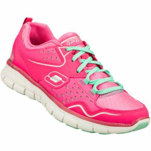 Skechers Sport Womens Synergy A Lister Fashion Sneaker Hot Pink/Multi-hpmt zNqLK6SX