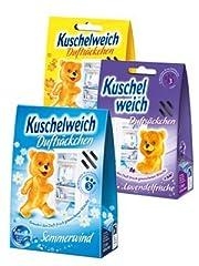 Kuschelweich 1 Packung, Blue, small