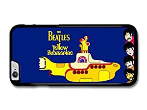 The Beatles Yellow Submarine Illustration case for iPhone 6 Plus by runtopwell