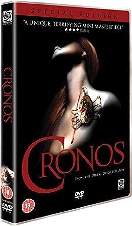 Cronos Dvd Amazon Co Uk Federico Luppi Ron Perlman