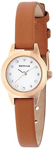 BERING watch Classic Calf Leather 11119-564 Ladies