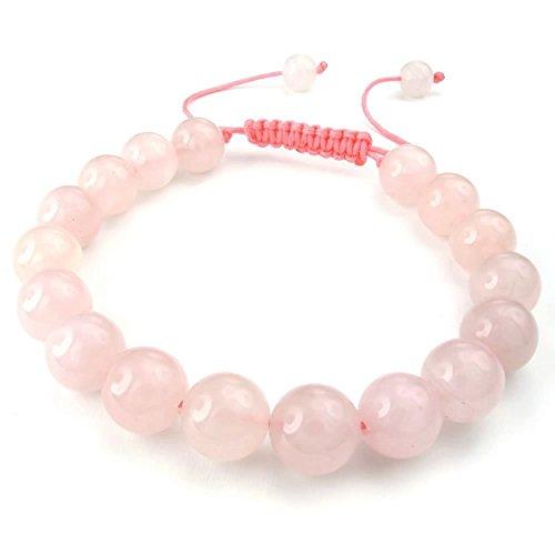 KONOV Natural Gemstone Bracelet Adjustable