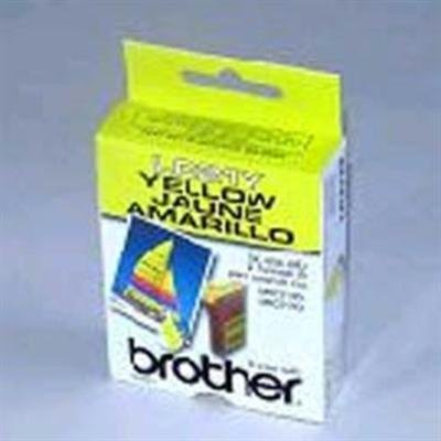- Brother LC21Y Yellow Ink MFC3100/5100 - Retail Packaging