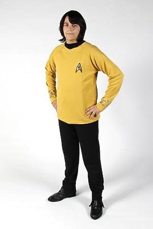 Star Trek Original Series - Uniform Shirt + Pants - Captain ...