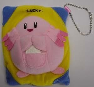 Pokemon Chansey Plush Tissue Pouch (japan import)