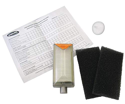 Invacare 2000895 Preventative Maintenance Kit for Various Oxygen Concentrators