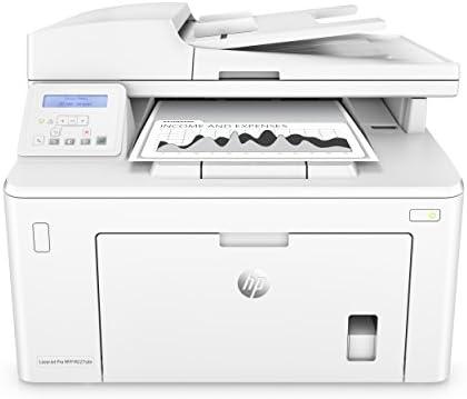 HP Laserjet Pro M227sdn - Impresora láser multifunción (800 MHz Velocidad del procesador, AirPrint 1.5, USB 2.0, ethernet 10/100 Base-TX) Color Blanco