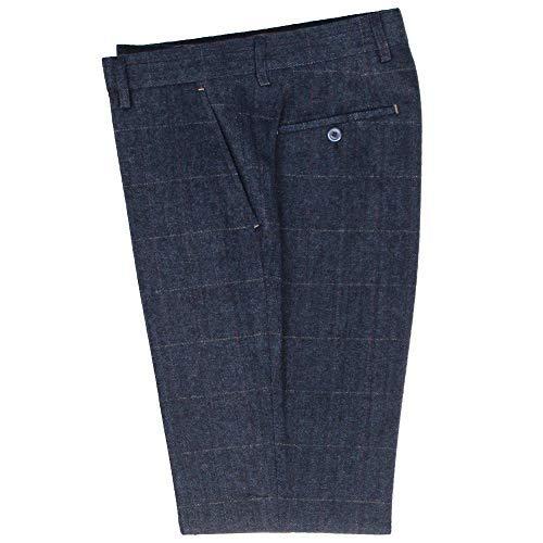 Vest lgant Pants Bleu Blazer Pantalons Cavani Marine amp  Men s Carnegi  XBpEwMxqRF ... 0a2e4a4551