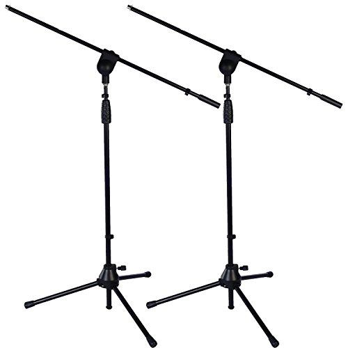 LyxPro Microphone Adjustable Foldable Rotating
