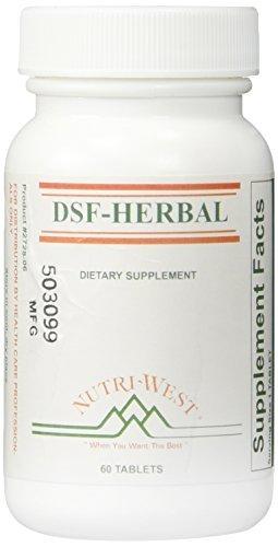Nutri-West - DSF Herbal - 60 by Nutri-West